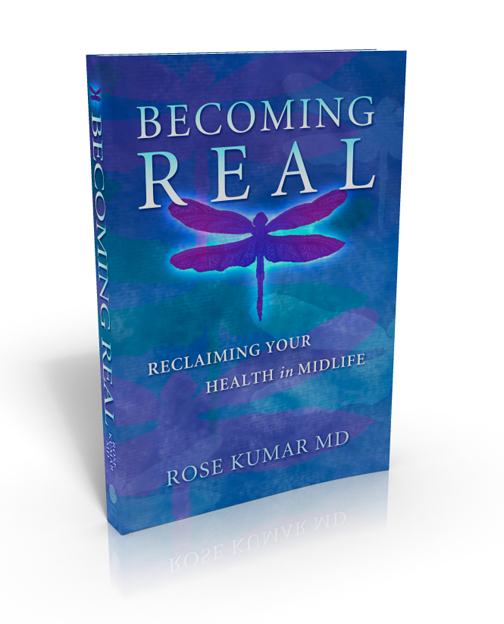Becoming REAL book